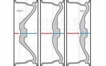 Вылет диска: что такое et и на что он влияет, в чем разница вылета 35 и 45
