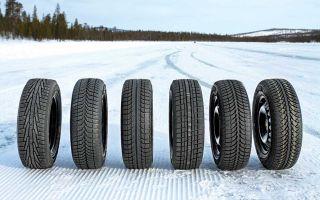 Какая резина лучше на зиму: широкая или узкая, какой размер шин лучше для зимы