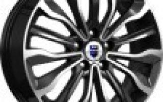 Диски для киа спортейдж 4 (kia sportage 4) диаметр 17 дюймов с датчиком давления
