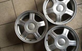 Диски на приору: заводские литые приоровские диски размером r14, r15, r16 и r17