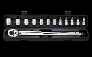 Динамометрический ключ для автомобиля: рожковый и электронный — как выбрать