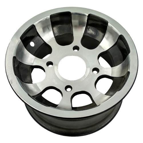 Диски для квадроцикла 12 дюймов: стальной диск с бедлоками для Ямахи на 8 дюймов