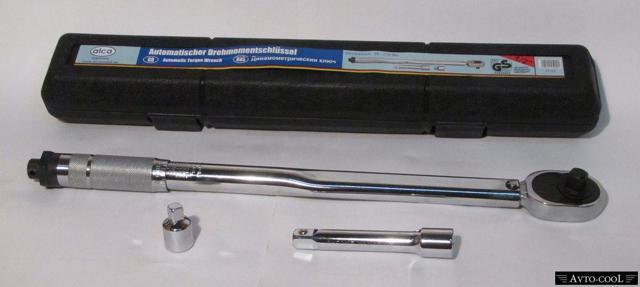 Динамометрический ключ для автомобиля: рожковый и электронный - как выбрать