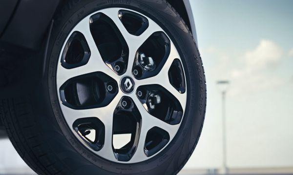 Размер колес Рено Каптур: подбор зимней резины для renault kaptur r16 и r17