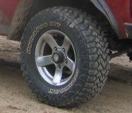 Грязевая резина на 15: грязевые шины 235 75 r15, 205 70 r15 и 225 85 r15