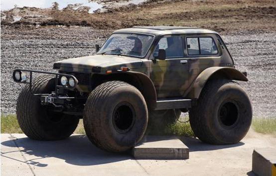 Тракторная резина на Ниву и УАЗ: какое давление у колес для минитрактора