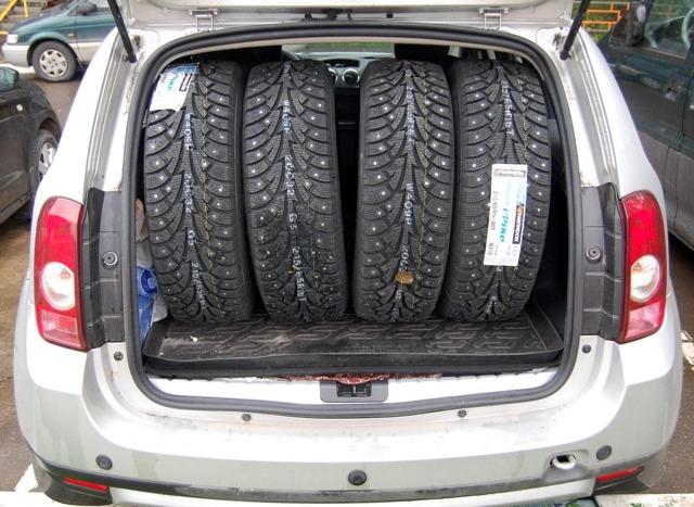 Колеса для Дастера: какие внедорожные и летние шины выбрать для Рено Дастер 4х4