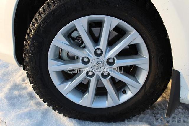 Разболтовка Тойота Камри 40, параметры разболтовки колес toyota camry v50