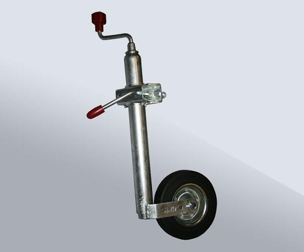 Опорное колесо для прицепа своими руками, самодельные подкатные колеса