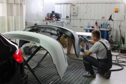 Ремонт дисков на авто: восстановление автодисков и царапин любой сложности
