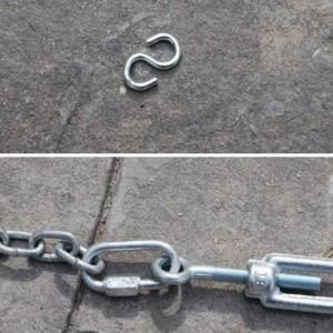 Цепи на колеса своими руками, как сделать самодельную цепь противоскольжения