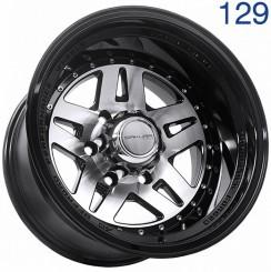 Диски для внедорожников: американские стальные колесные диски r16, r17