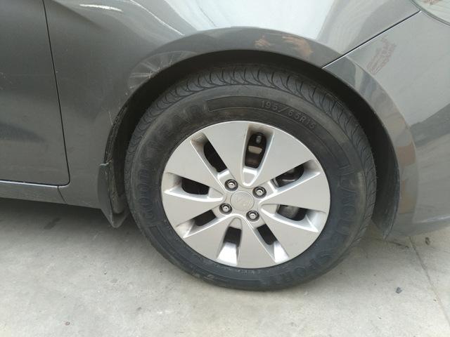 Шины Кумхо летние: резина kumho 215 65 r16 и 185 65 r15 на автомобиль Киа Рио