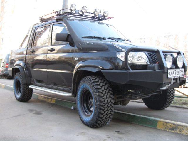 Зимняя резина на 16 на УАЗ Патриот: оптимальные зимние шины на УАЗ Патриот