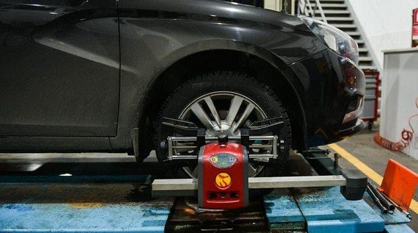 Размер колес Лада Веста: размерность и углы установки шин на Лада Весту СВ