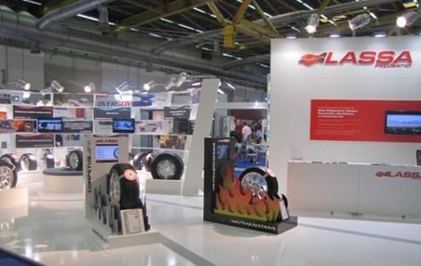 lassa шины: страна производитель резины Ласса ОК-144 на автомобиль Нива