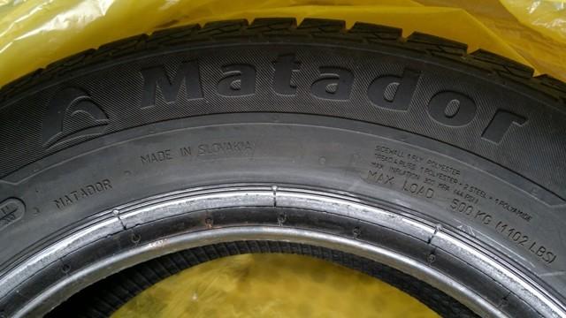 Зимние шины Матадор: параметры и габариты шипованной резины matador на Газель