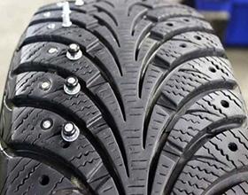 Ошиповка зимних шин: ремонтные шипы для зимней резины, дошиповка колес