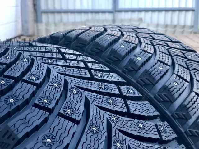 Китайская зимняя резина: шипованные зимние шины китайского производства, рейтинг