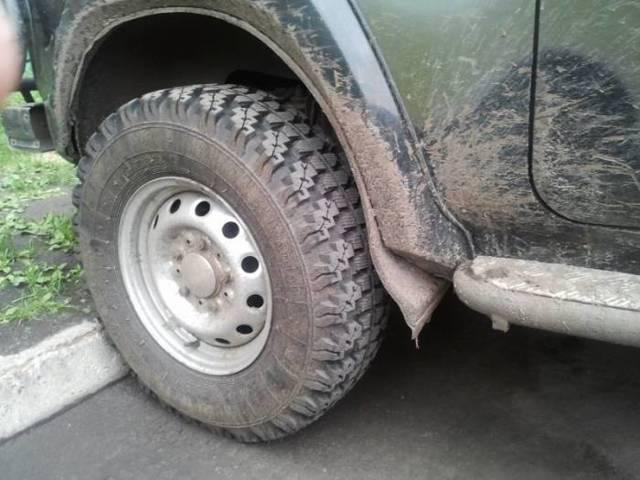 Шины Медведь: зимняя резина medved 225 75 16 на УАЗ, колеса Я-569 на Ниву