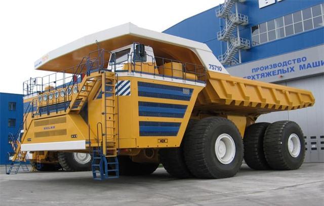 Колесо БелАЗа: сколько весит шина, ее высота и размер, вес покрышки на БелАЗ