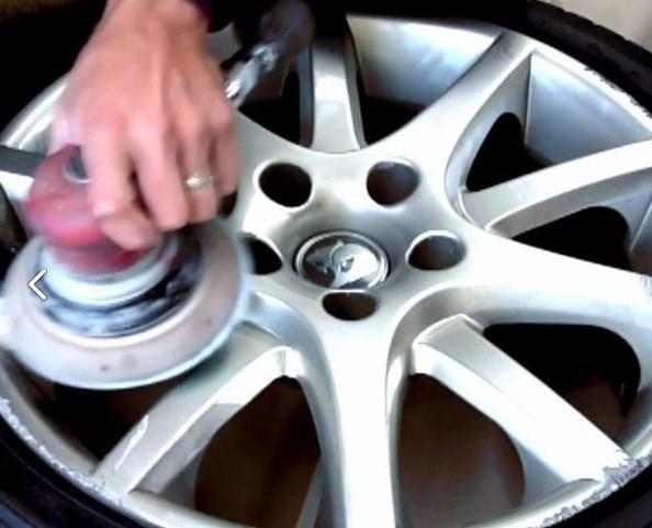 Реставрация литых дисков автомобиля: как отреставрировать диски своими руками