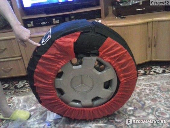 Чехлы для колес автомобиля, чехол heyner для хранения автомобильных шин