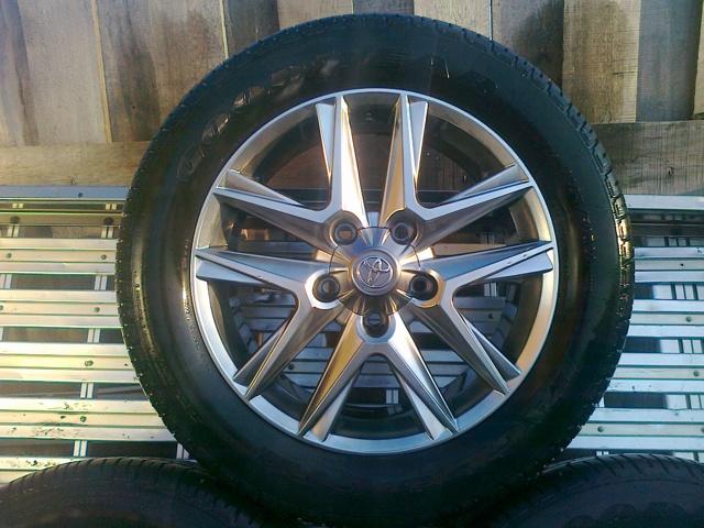 Давление в шинах Ленд Крузер 200, датчик давления в шинах Тойота Королла