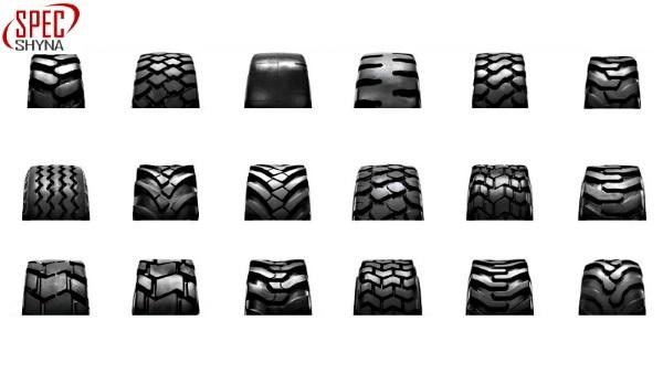 Шины для спецтехники: резина для строительной техники, колеса на спецтехнику