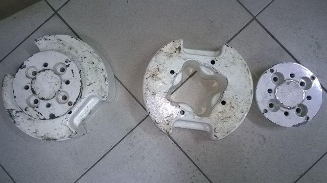 Колеса на мотоблок своими руками: как выбрать утяжелители колес для культиватора