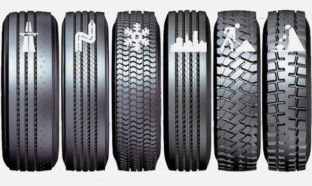 Грузовые шины: зимняя резина для грузовых автомобилей, восстановление и ремонт