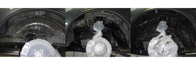 Шумоизоляция колесных арок автомобиля своими руками, как зашумить арки колес