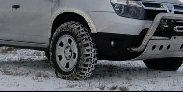 Грязевая резина на 16: внедорожные колеса повышенной проходимости 215 65 r16
