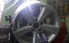 Проточка дисков без снятия, станок для алмазной проточки литых дисков на авто