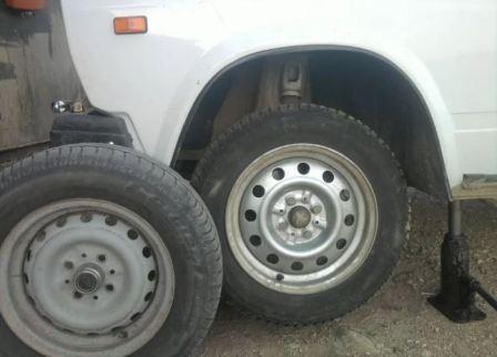 Разболтовка ВАЗ: какая разболтовка колесных дисков на ВАЗ 2114, 2110, 2107, 2109