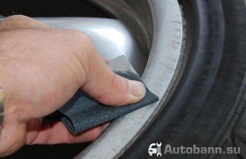 Покраска литых дисков, ремонт своими руками в домашних условиях, чем красить