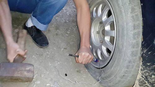 Золотник автомобильный для шин: чем выкрутить сломанный и как заменить