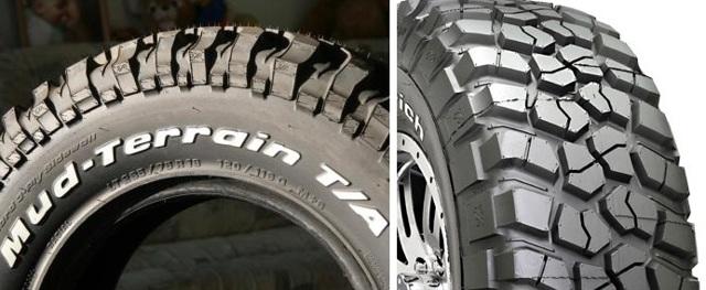 Грязевая резина на УАЗ Патриот: внедорожние МТ шины 245 75 16 на УАЗ Патриот
