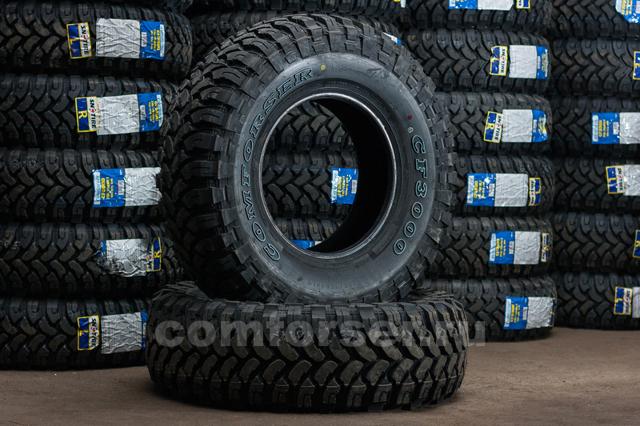 Шины Комфорсер: автомобильная резина comforser cf3000, шины Комфортис 300-15 31