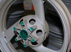 Пескоструйная обработка дисков, пескоструйный аппарат, покраска автодисков