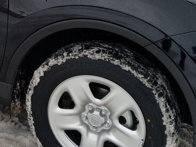Размер колес Тойота Рав 4: зимняя резина на toyota rav 4 2013 года выпуска