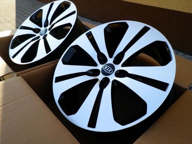 Диски на 17 на Киа Спортейдж 3, размер (радиус) и параметры оригинальных дисков