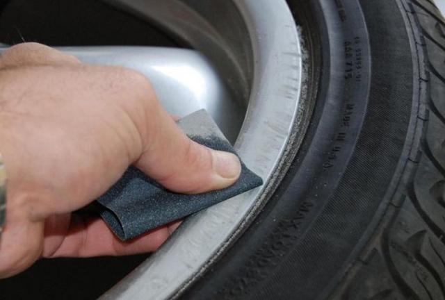 Полировка дисков автомобиля своими руками, станок для полировки литых автодисков