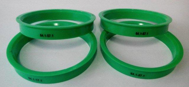 Проставочные кольца для литых дисков: изготовление проставок, переходные кольца