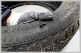 Грыжа на колесе: можно ли ездить, как убрать боковую шишку на покрышке