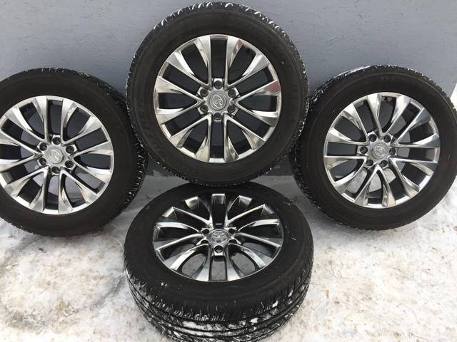 Шины на Прадо 150 размер 18: какая зимняя резина лучше для Тойота Ленд Крузер