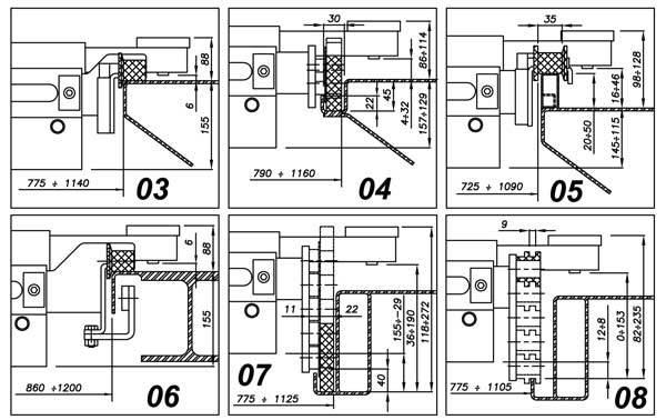 Виды домкратов: ямный, механический, ручной, телескопический, гидравлический
